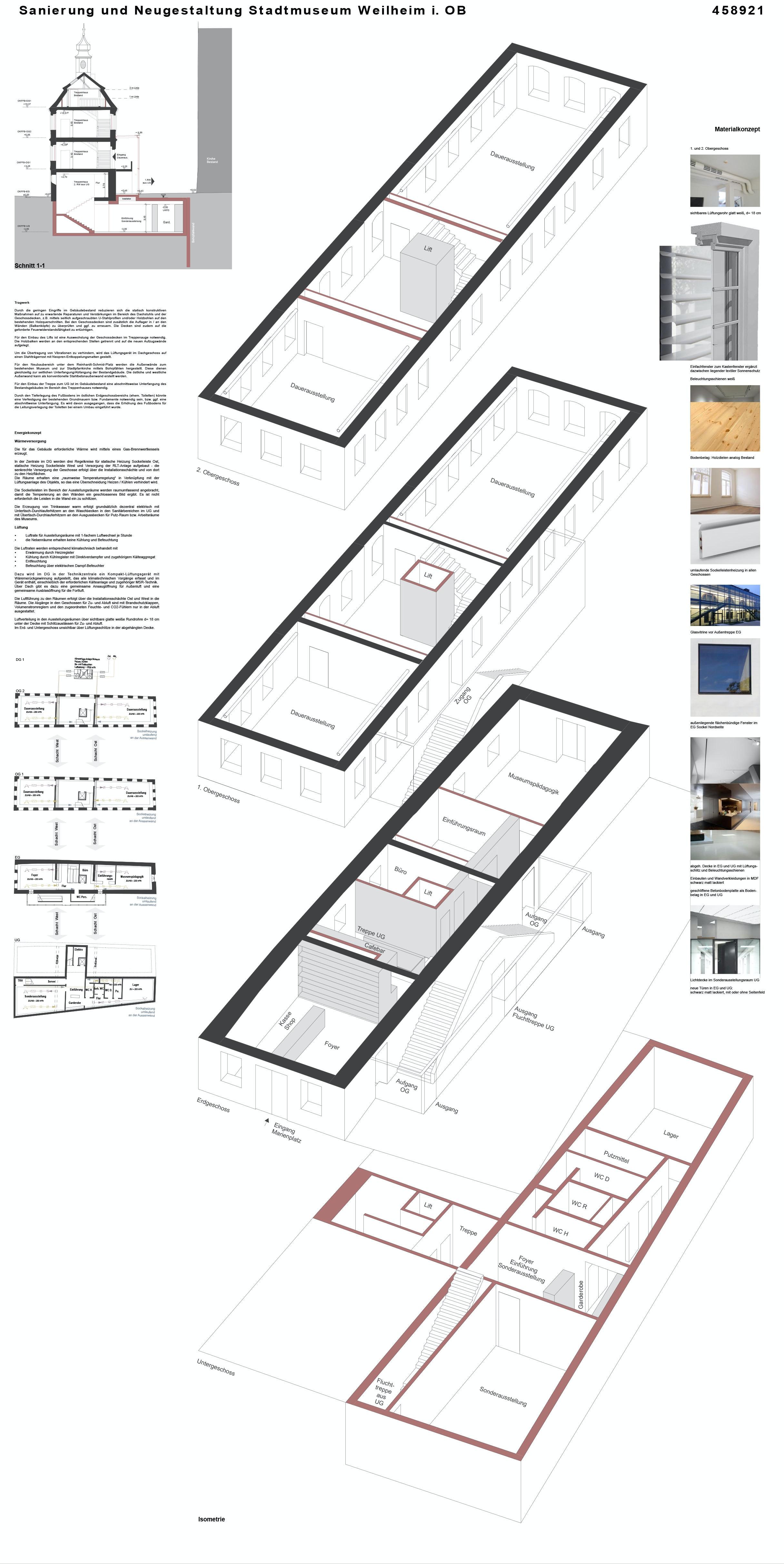 2 Preis Sanierung Und Neugestaltung Des Stadtmuseum Competitionline