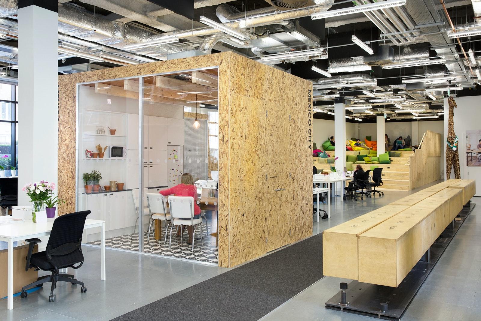 Die Airbnb-Zentrale in Dublin (heneghan peng architects)